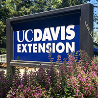 """side for the UC Davis extension building"""