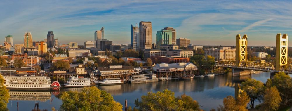 image of sacramento in the afternoon