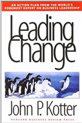 change management recommended books