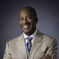 portrait of uc davis chancellor gary may
