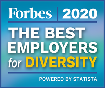Best Employers for Diversity 2020