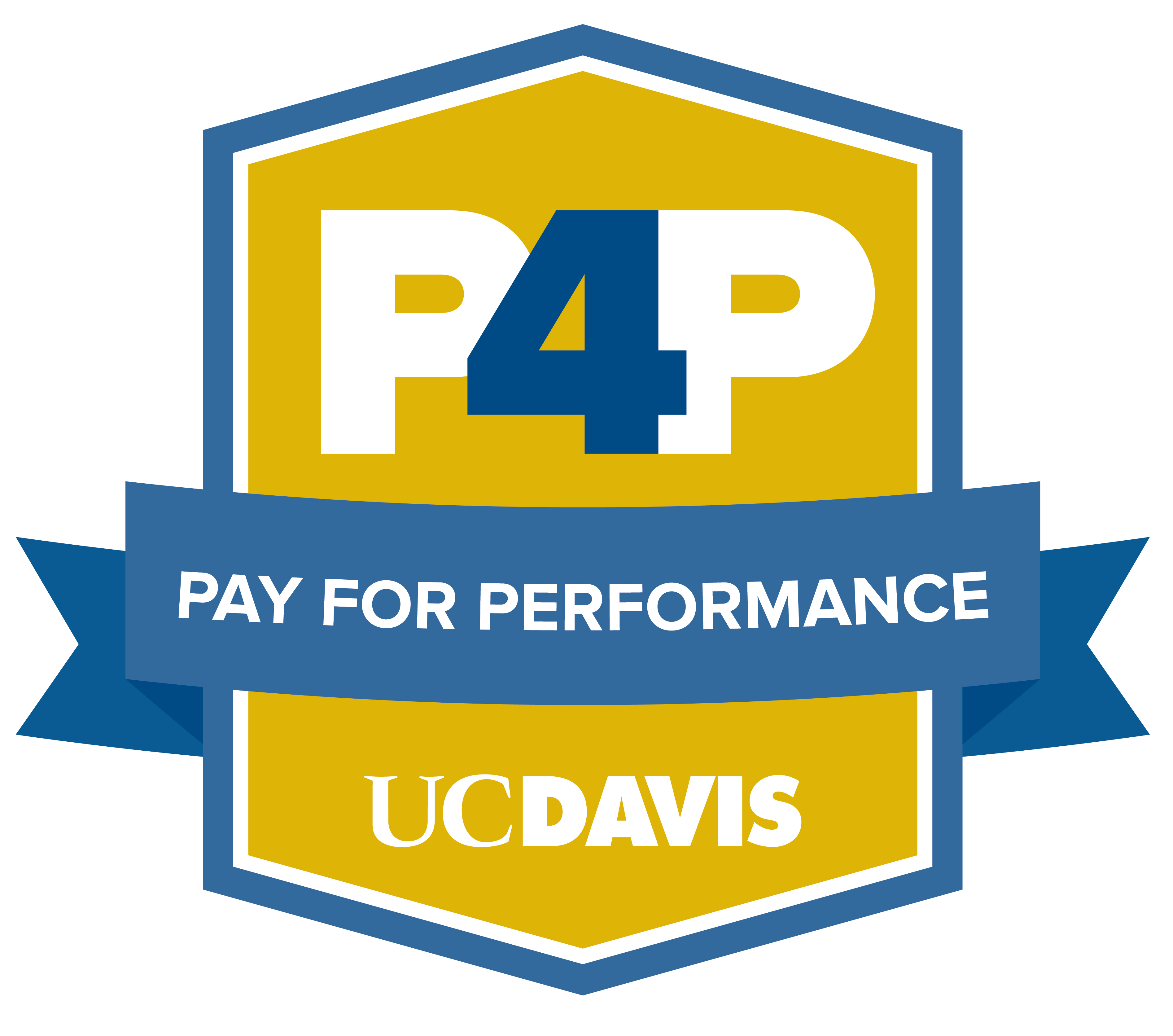 logo for uc davis pay for performance
