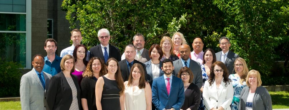 2017 group of Administrative officers for the future program graduates